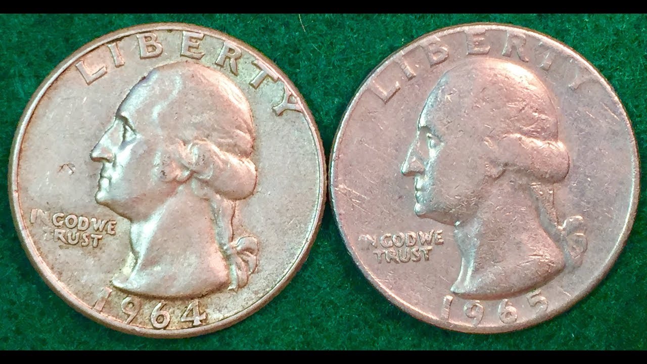 1965 Washington Quarter: Here's What You Should Know