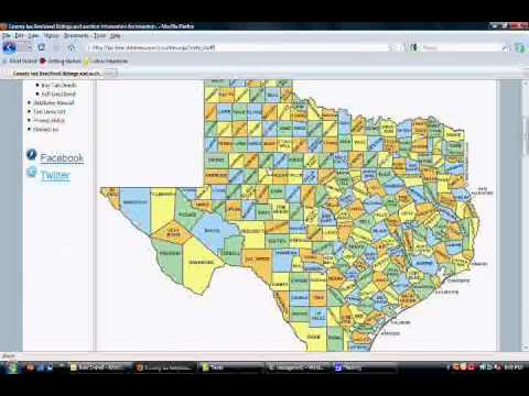 Property Research for Texas Tax Deed Auctions