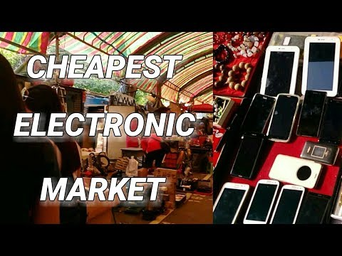 Best place to buy electronics | Cheapest Electronic Market