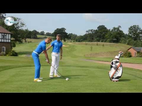 Posture and Balance In The Golf Swing