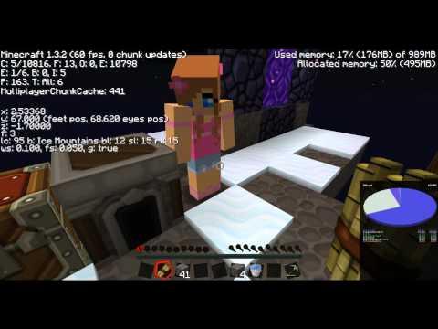 Minecraft Skyblock 2.1 With Jen - Ep. 4 - Wilbert The Swordsman - Let's Play