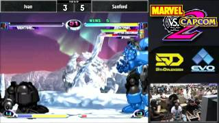 Mvc2   Evo 2015   Mm   Ivan Vs Sanford