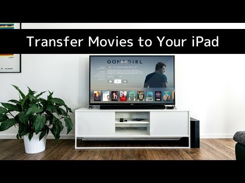 How to transfer movies to VLC or Infuse on your iPad