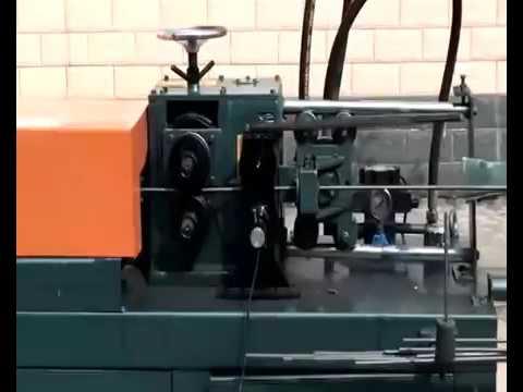 GTQ4-12 wire straightening and cutting machine, steel bar straightening and cutting machine