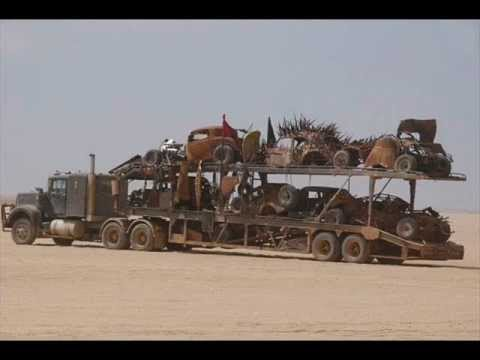 Mad Max 4 Fury Road Vehicles  Part 3  Tom Hardy - Stunts - Cars
