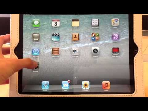 Data roaming: Turn yours off on the iPad