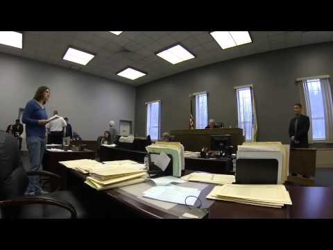 Challenging a traffic citation at Clinton District Court