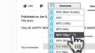 أسهل طريقة لتحميل مقاطع الفيديو من اليوتيوب (فايرفوكس) | 2013