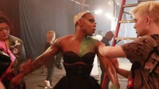 Behind the scenes of LOW ft. Ru Paul