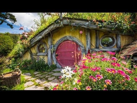 Hobbit Hole Tutorial