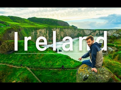 Top 10 MOST BEAUTIFUL Places in IRELAND | Essential Irish Travel Guide  🇮🇪