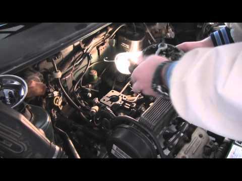 Geo Throttle Body Gasket