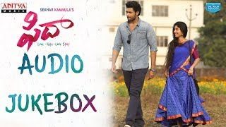 Fidaa Full Songs Jukebox || Fidaa Songs || Varun Tej, Sai Pallavi || Sekhar Kammula