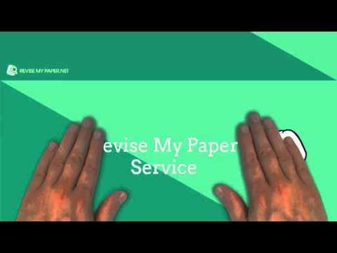 Best Paper Revision Service