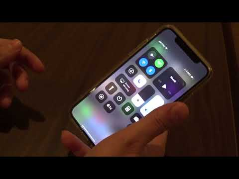 Adding a Home button to iPhone X using assistive touch