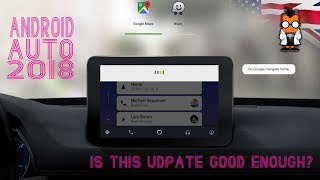 Is the new Android Auto Update too little too late?