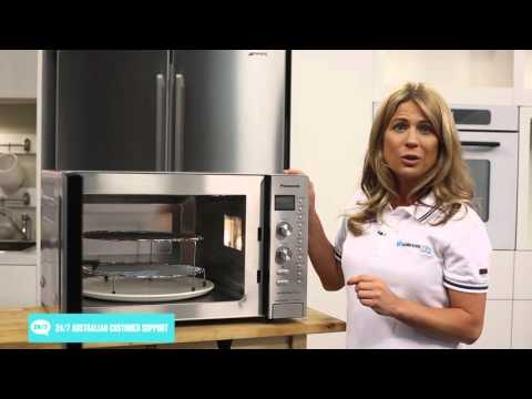 Panasonic NNCD997S Convection Microwave reviewed by product expert - Appliances Online