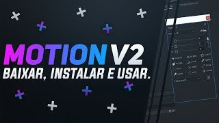 Great Plugin for After Effects - Motion 2