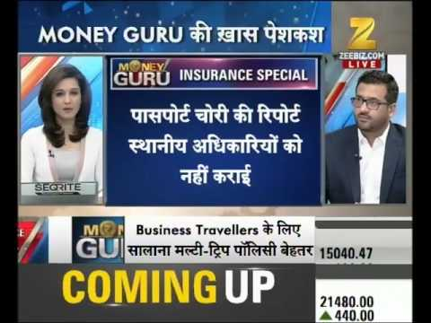 Money Guru   What are the benefits of travel Insurance?