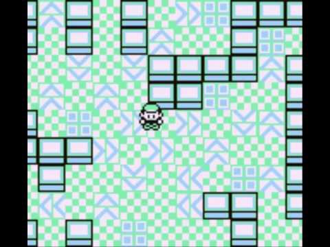 Pokemon Blue Walkthrough Part 25: Rocket Hideout -- Where's the Key!?