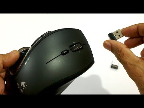 Pairing LOGITECH Performance MX mouse with non-unifying Receiver