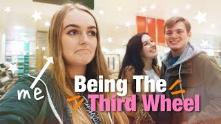 VLOG: A Day In The Life Of A Third Wheel!