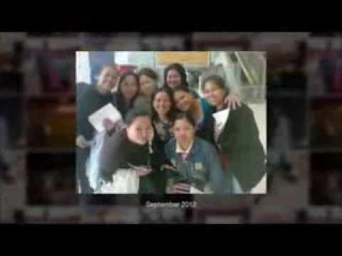 facebook friends  look back video