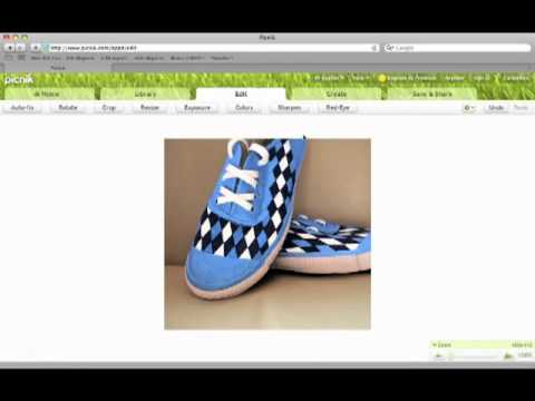 Edit, Crop, add Effect and Text to an Image - all online