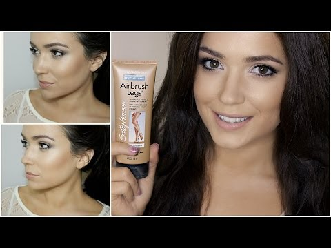 Fake Tan | Flawless Glowing Skin | INSTANTLY!