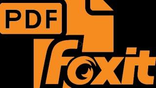 Cách dùng phần mềm foxit reader đọc file PDF