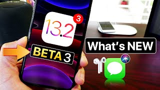 iOS 13.2 Beta 3 What's NEW ? - Getting Closer to the Final Release