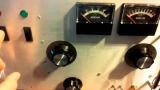 Homebrew 2 x 813 1KW Tube Amplifier Pt 1