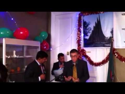 16-12-2012 Bangladesh embassy in Paris France mohan vijoy d
