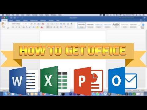 How To: Get Microsoft Office 2016 Full Version For Mac (FREE) (UPDATED)