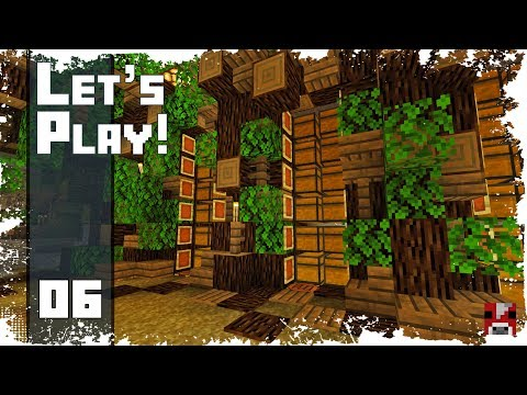 Minecraft Timelapse - SURVIVAL LET'S PLAY - Ep. 06 - EPIC Storage System! (WORLD DOWNLOAD)