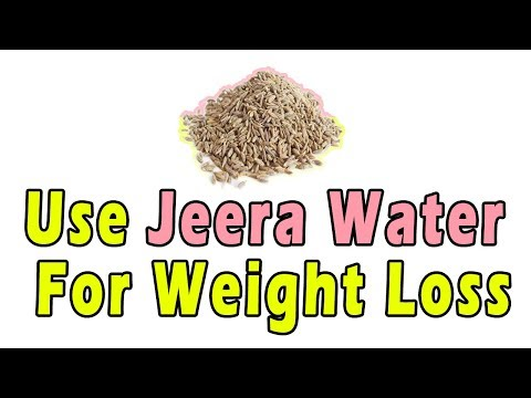 How To Use Jeera Water For Weight Loss | Jeera For Weight Loss