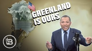 Greenland is Ours, Deal with It Denmark I White House Brief