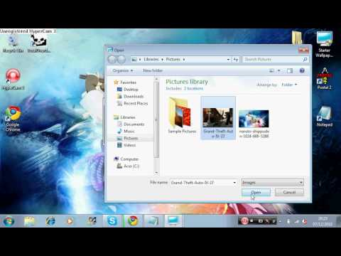How to Change Windows 7 starter Background