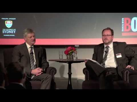 Philip Corne, CEO of Louis Vuitton Australia and New Zealand talks about leadership