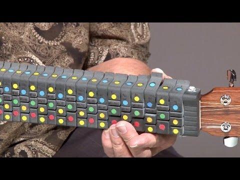 Finger Friendly Guitar - Keyboard