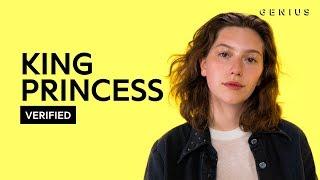 "King Princess ""1950"" Official Lyrics & Meaning   Verified"