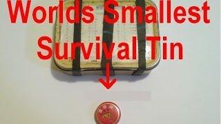 Micro S.A.S Survival Tin
