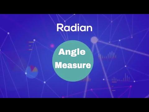 Angle Measure-Radians