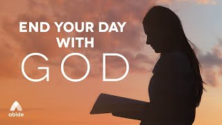 BLESSED AT BEDTIME | 3 Hour Powerful Bible Prayer Meditation To End Your Day | Teach Us To Pray