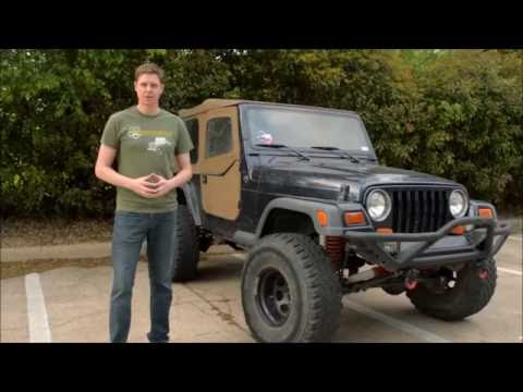 Bypass your Clutch Safety Switch (Jeep TJ)