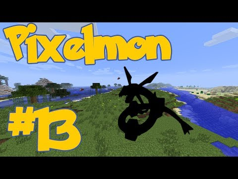 A legendary Pokemon has spawned in a plains biome! - Pixelmon 3.0 S4E13