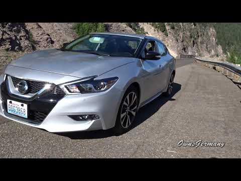 The Odd Shaped Nissan Maxima Road Trip