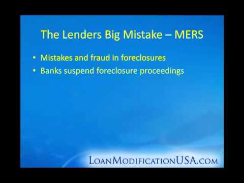 Hardship Loan Modification - Why Homeowner Hardship Doesn't Matter Any More