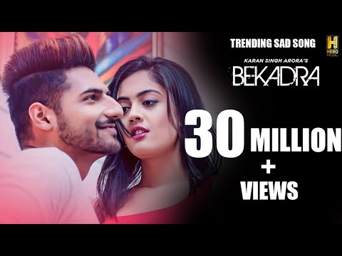 Xxx Mp4 Bekadra Song Karan Singh Arora Feat Aditi Sharma S Mukhtiar New Punjabi Romantic Song 2019 3gp Sex