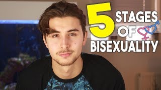 5 Stages Of Bisexuality